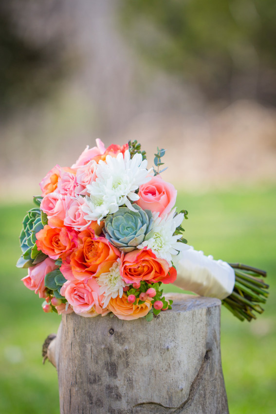 Des Moines Wedding Bride Bouquet