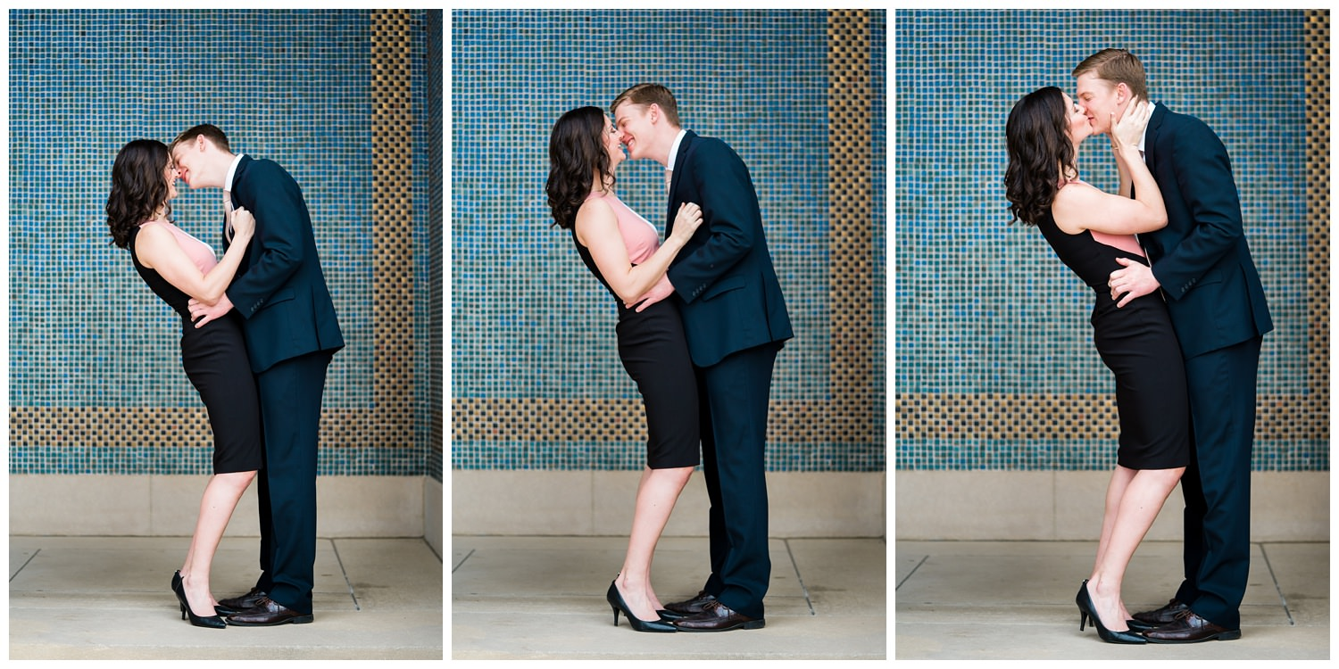 national world war 1 museum engagement photography