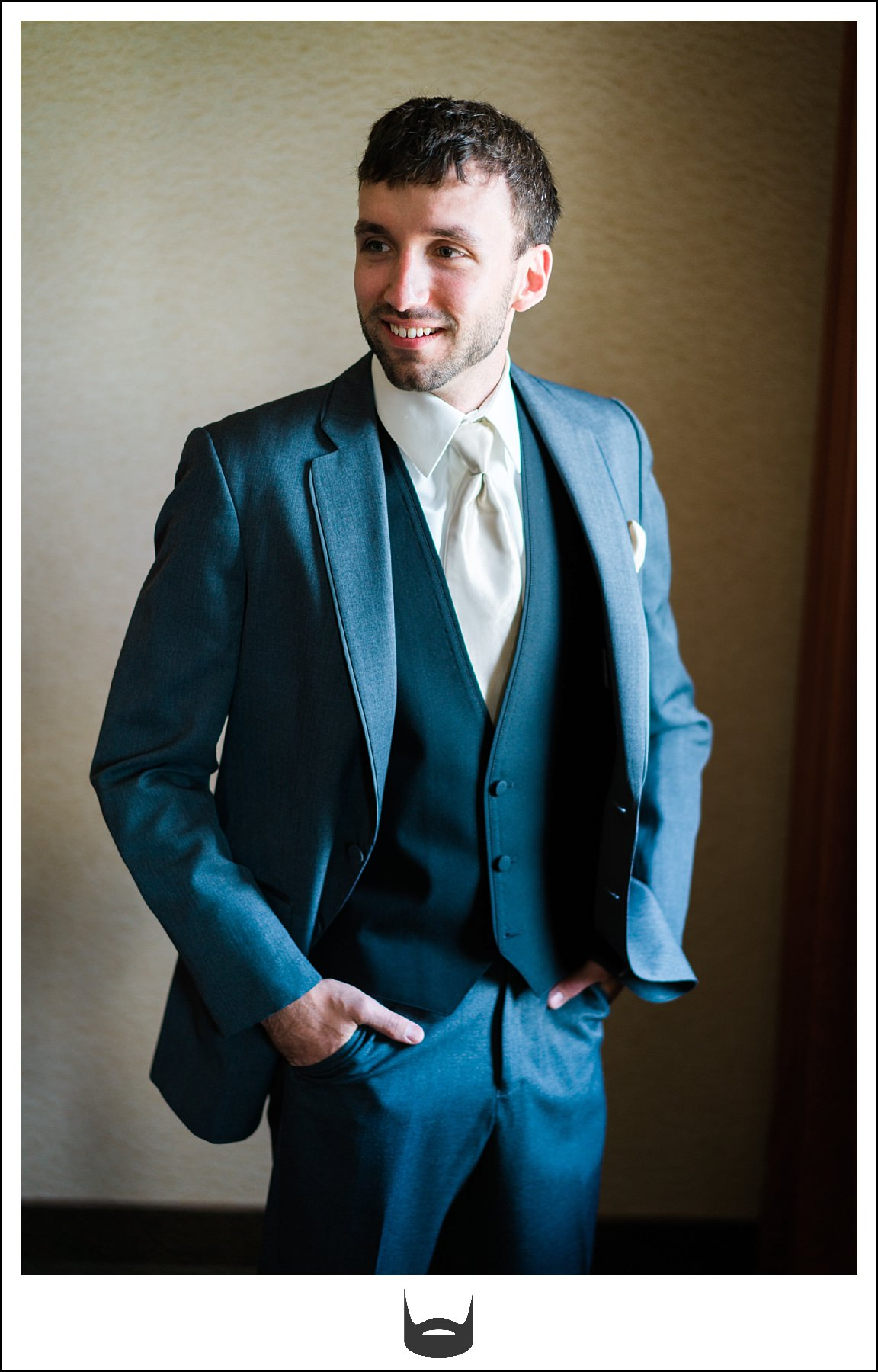 Ames Iowa Wedding Photography Getting Ready
