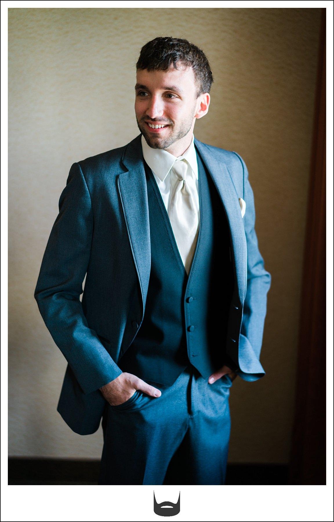 Ames Iowa Wedding Photography Getting Ready
