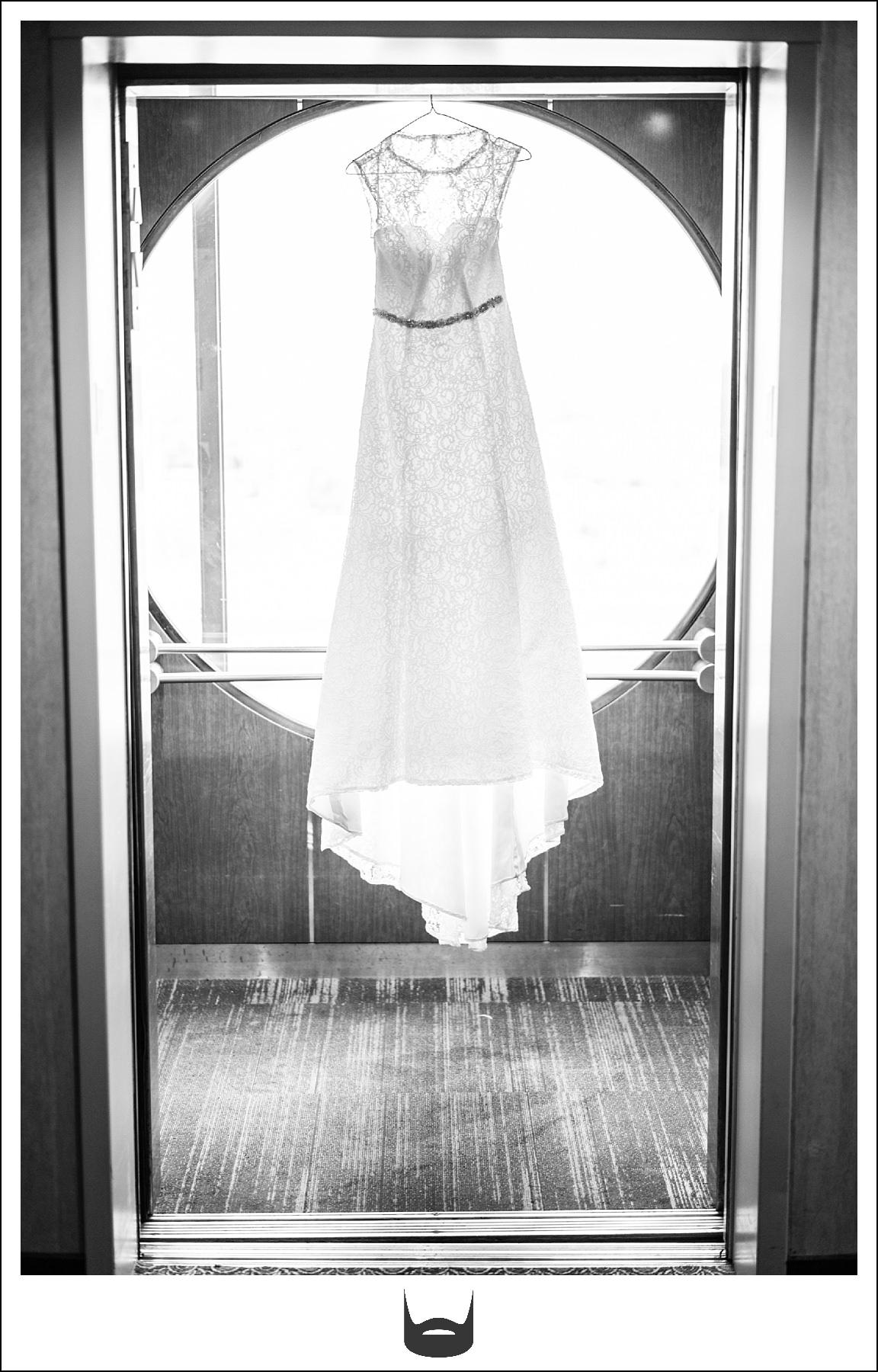 Ames Iowa Wedding Photography Dress