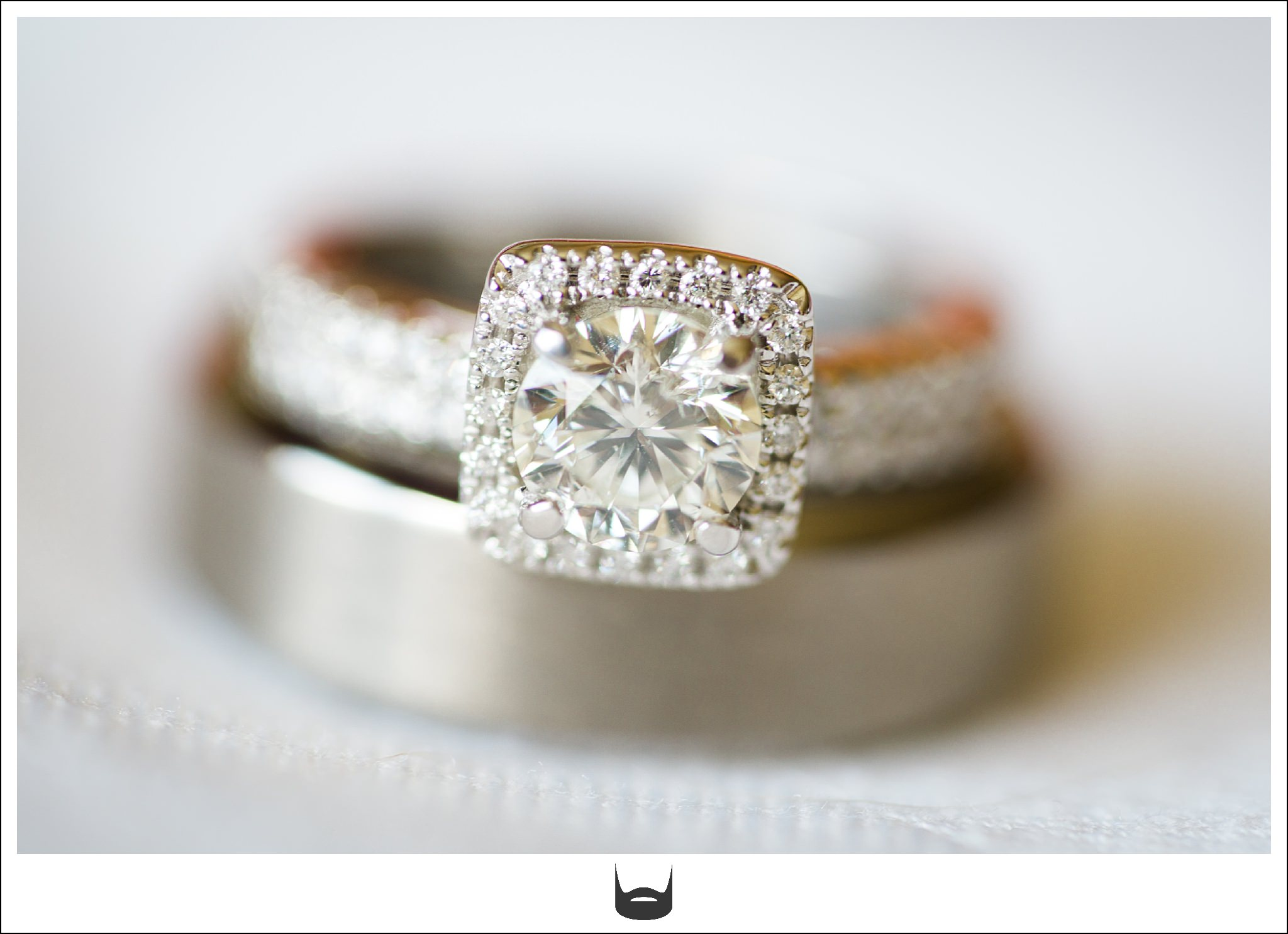 Ames Iowa Wedding Photography Rings