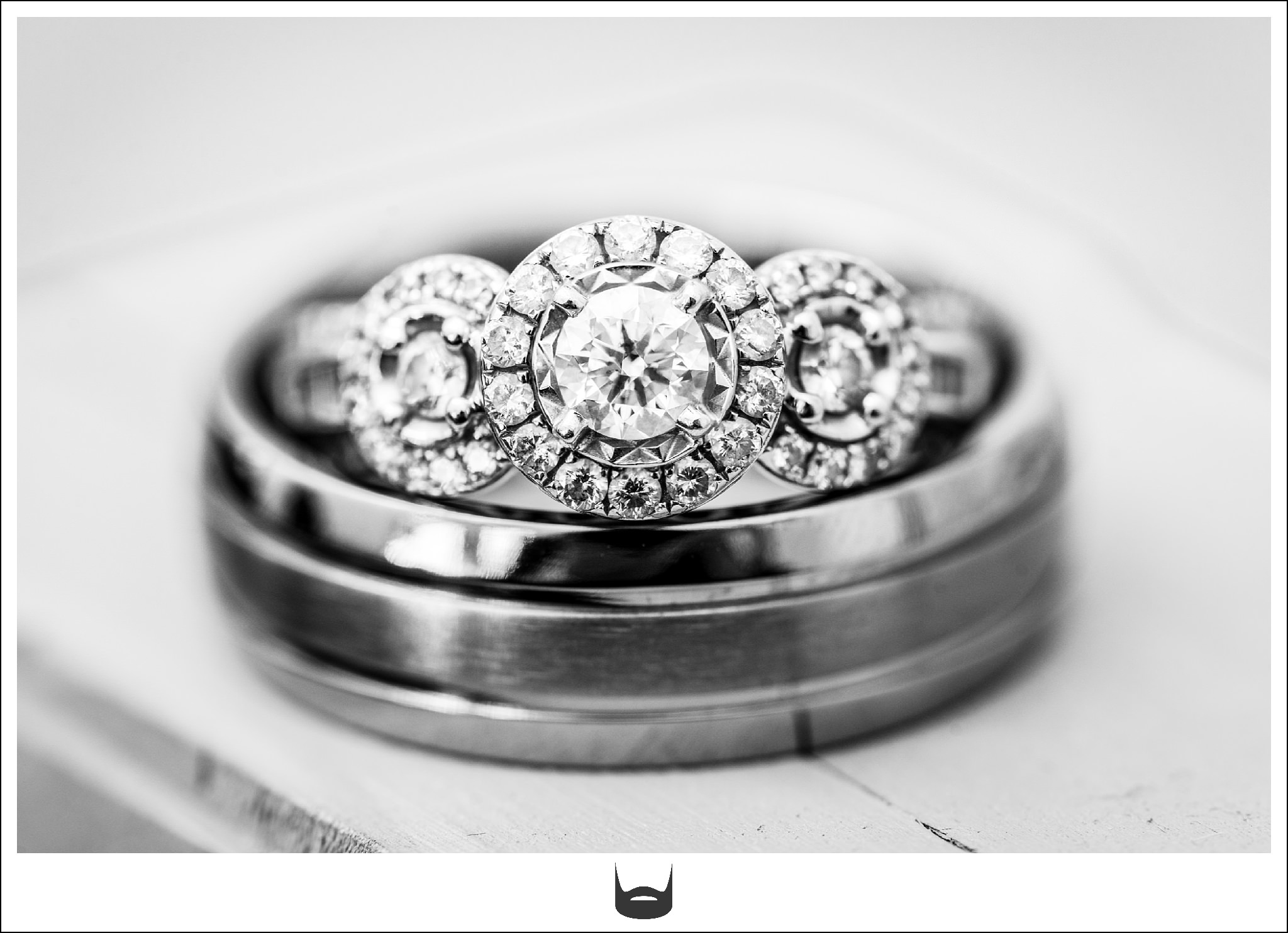 Ankeny Iowa Wedding Photography Rings