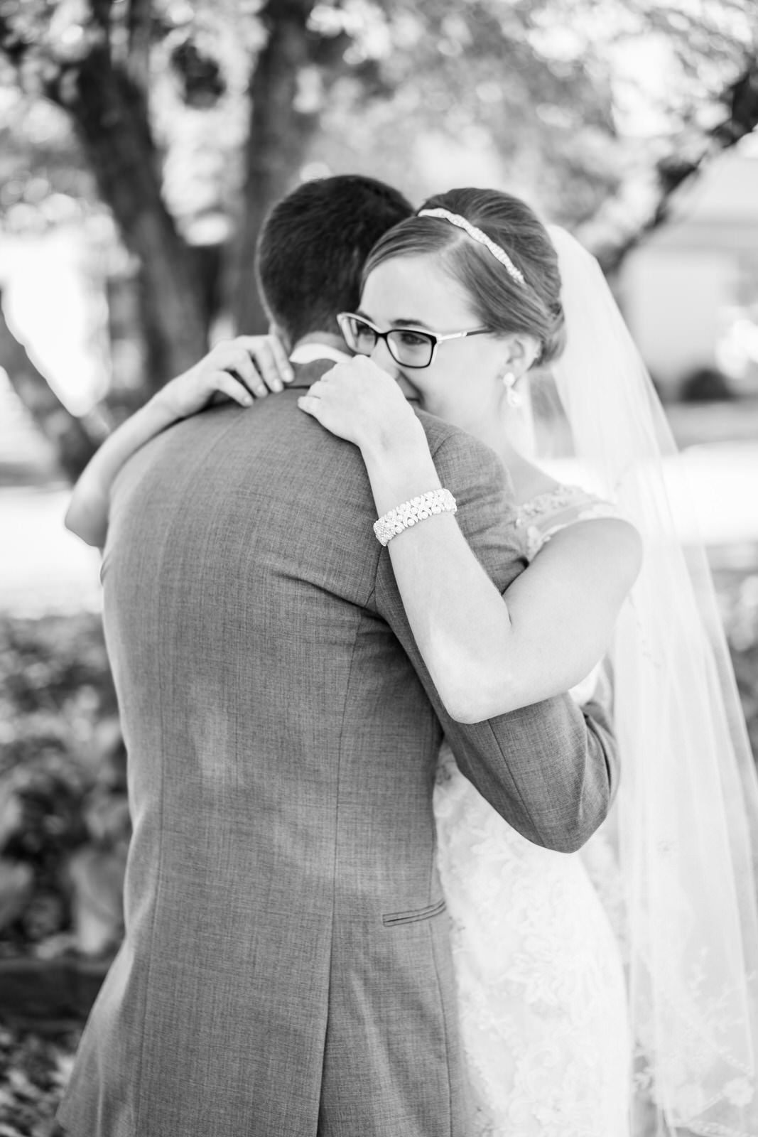 Des Moines Wedding Photographer Bride and Groom