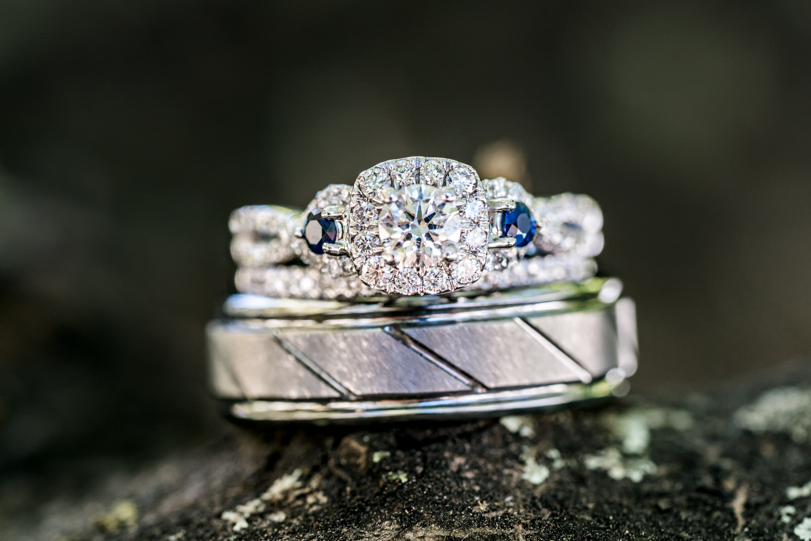 Des Moines Wedding Photographers Rings