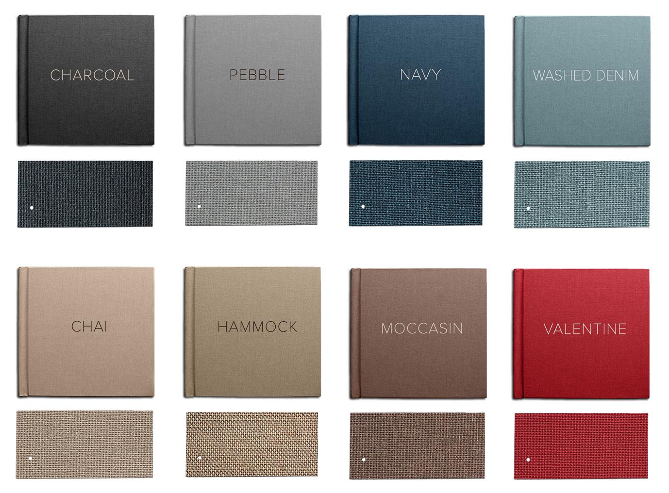 album swatch colors